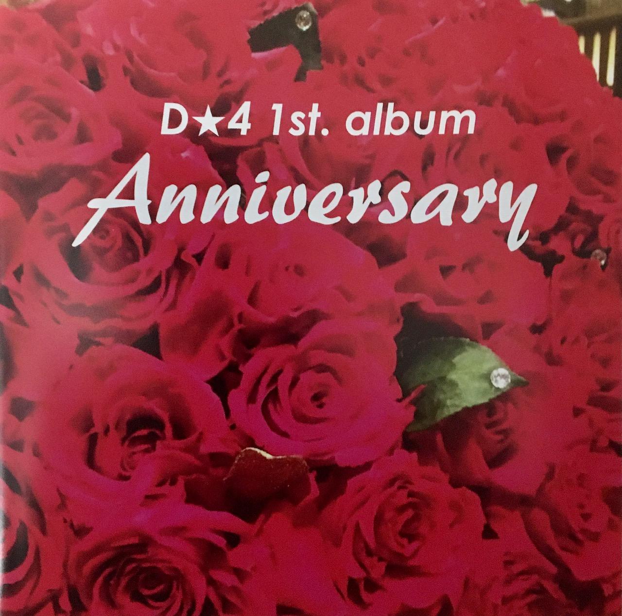 D★4 1st album